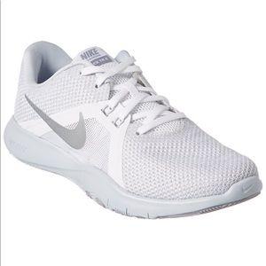 Nike Training Flex TR8 Women's White Size 8.5